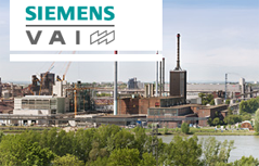 Website der Siemens VAI